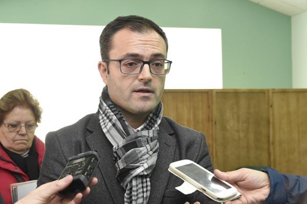 Miguel Ángel López García, director da conca do Sil de Iberdrola.