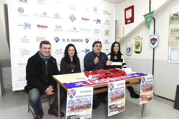 Photo of O  CD Barco convida aos nenos de Valdeorras ao fútbol