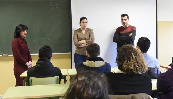 Photo of Formando a futuros emprendedores no IES Lauro Olmo