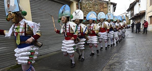 Photo of Os Peliqueiros, de estrea en Laza