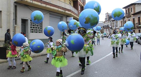 Photo of Desfile de Entroido en Rubiá