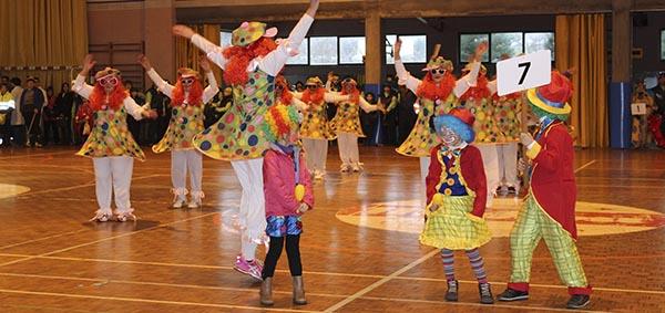 Photo of A Rúa celebra o Entroido no pavillón