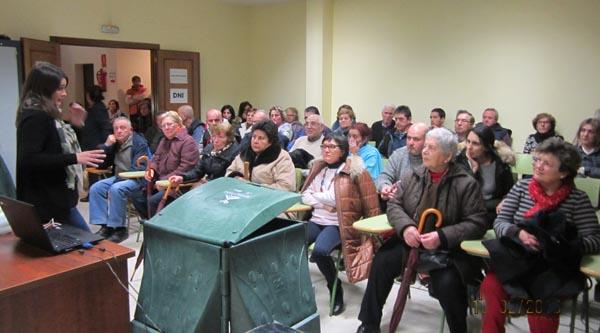 Photo of Medio cento de asistentes na xornada sobre compostaxe celebrada na Rúa