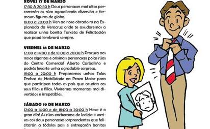 Photo of Campaña do Día do Pai do Carballiño CCA