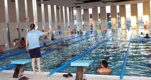 Photo of Cursillo de natación para escolares no Barco