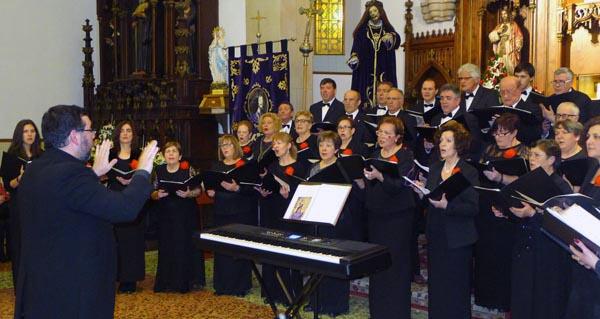 Photo of O Orfeón Valdeorrés recupera o concerto de Semana Santa