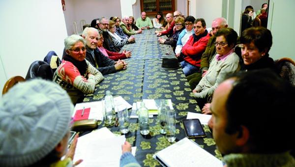 Photo of Asemblea da Asoc. de Amigos do Camiño de  Santiago por Valdeorras