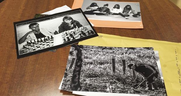 Algunhas das imaxes participantes no concurso./ Foto: Carlos G. Hervella.