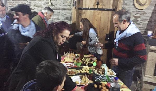 Photo of A VII Ruta do Viño de Correxais reúne a 400 persoas