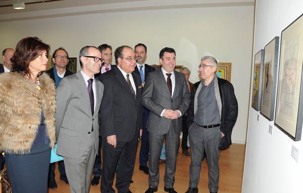 """Photo of """"A fronteira infinda"""" abre as súas portas na sala de Afundación en Ourense"""