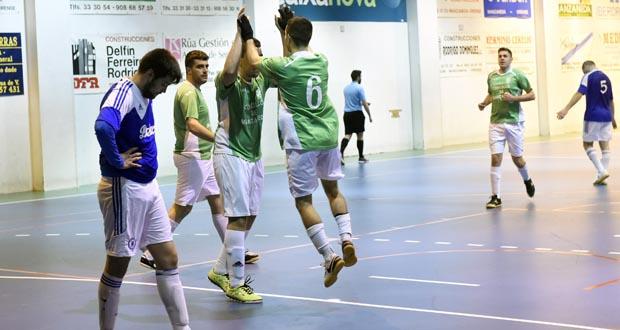 Photo of O Sporting Manzaneda non dá tregua na provincial