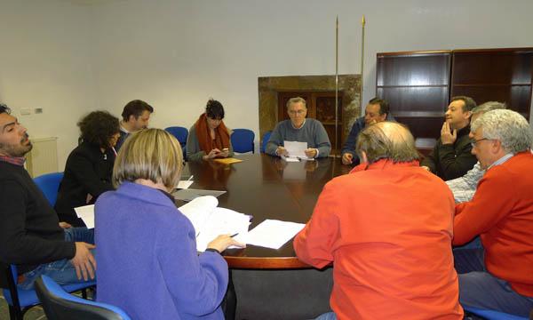 Photo of Alcaldes e empresarios valdeorreses reúnense para abordar o novo Leader