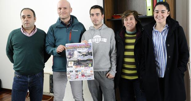 Photo of I Marcha Memorial Anxo de Sousa Pérez, o 19 de marzo na Rúa
