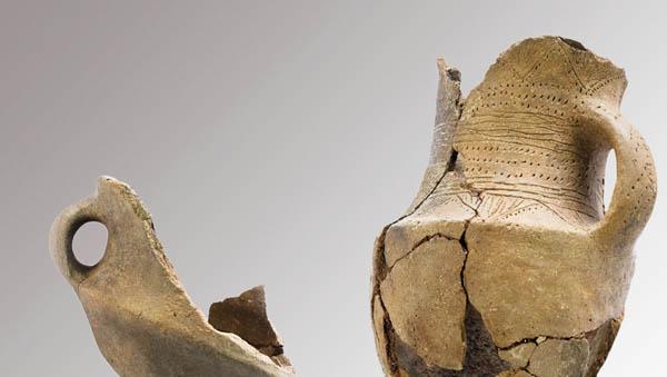Photo of Cerámica de carácter ritual do Bronce, Peza do mes no Museo Arqueolóxico