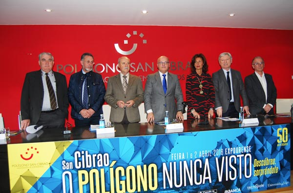 Photo of O Polígono de San Cibrao concluirá cunha mostra inédita e cunha exhibición os actos do 50 aniversario