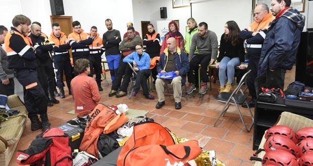Photo of A coordinación das emerxencias, analizada nun curso en Manzaneda