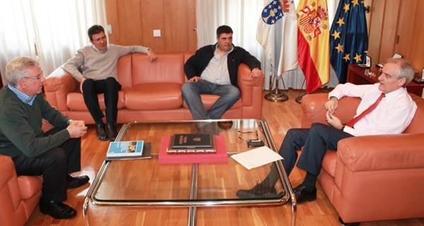 Photo of A AGP reúnese co subdelegado do Goberno en Ourense