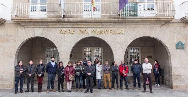 Photo of Os concellos renden homenaxe ás vítimas dos atentados de Bruxelas