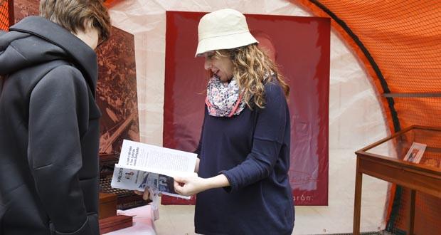 Photo of Encontro literario para celebrar o Día do Libro, no Barco