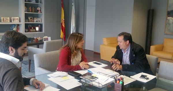 Photo of O alcalde de Larouco demanda un novo depósito de auga para Freixido