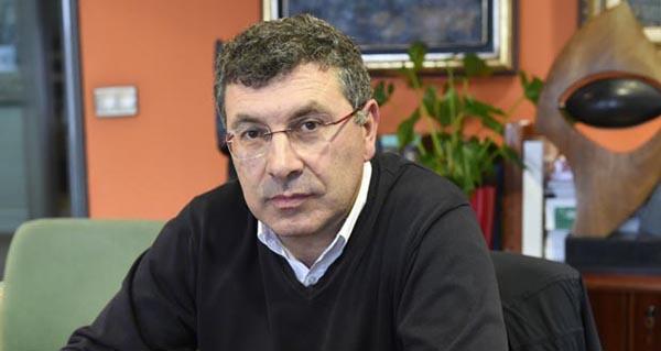 O titular da área de Deportes, Aurentino Alonso.
