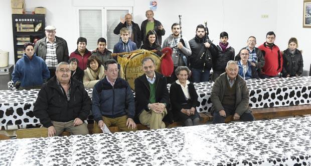 Photo of Quintela do Pando (Viana) inaugura a súa escola de gaitas