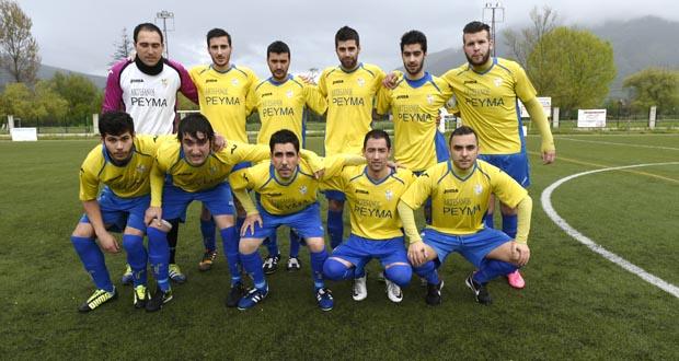 Photo of Chuviosa tarde de fútbol no Aguillón