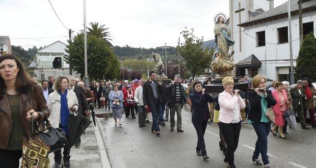 Photo of Vilamartín de Valdeorras honra a San Jorge