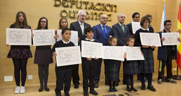 """Photo of A Deputación entrega os III Premios """"Estatuto de Autonomía para Galicia"""""""