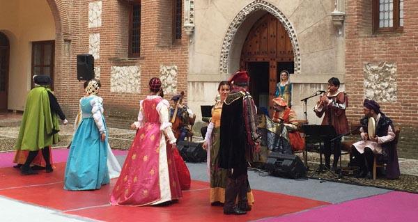 Photo of As festas da Istoria e do Esquecemento, na asemblea anual da AEFRH