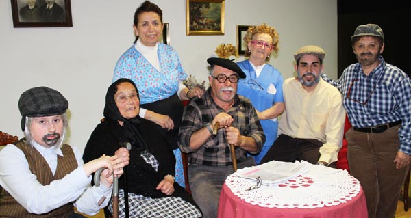 Photo of Tarde de teatro nas Festas de Vilamartín