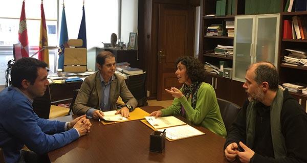 Photo of O Ministerio de Medio Ambiente concede unha axuda de 10.000 euros a Adega