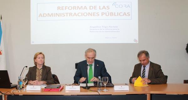 Photo of Medidas de reforma da Administración Pública e Transparencia para  unha maior eficacia