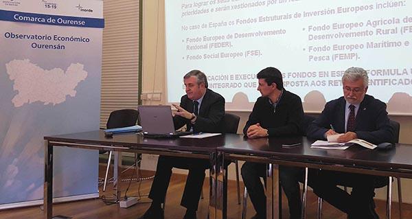 Photo of A comarca de Ourense xera preto do 80% dos empregos na provincia no último ano