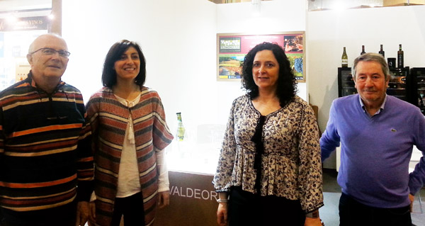 Photo of A D.O. Valdeorras promociónase en Alimentaria