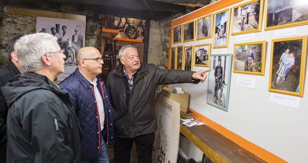 """Photo of Ourense contará no 2017 cun """"Museo da Roda de Afiar"""""""
