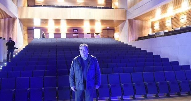 Photo of Verín aposta por facer do novo auditorio un motor de actividade cultural e formativa