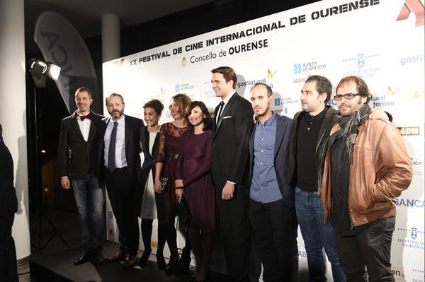 """Photo of """"Lobos Sucios"""", a estrea con máis público nos cines galegos"""