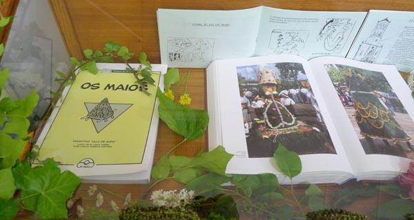 Photo of A tradición dos Maios, na Biblioteca do Barco