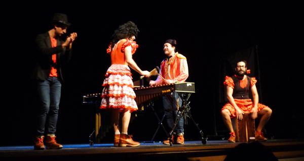 """Photo of """"Vaia Circo!"""", unha vibrante viaxe pola percusión con Odaiko"""