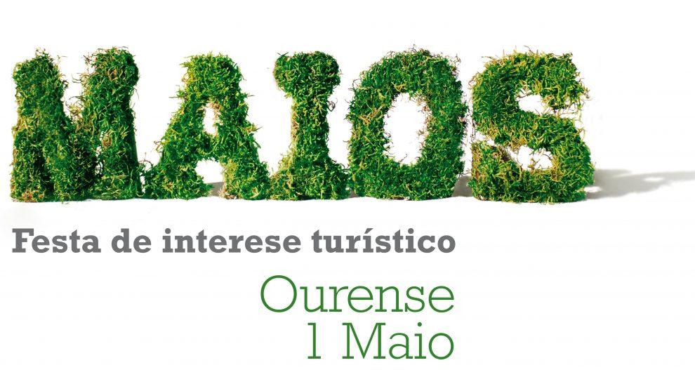 Photo of A deseñadora ourensá Ruth González, autora do cartel gañador dos Maios