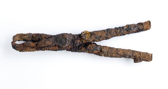 Photo of Tenaces romanas para extraccións dentais, Peza do Mes do Museo Arqueolóxico
