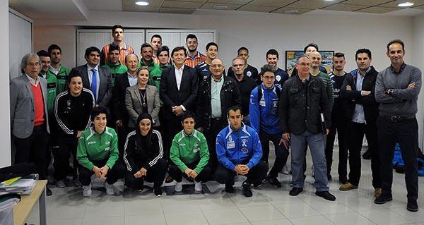 Photo of Destinan 125.000 euros ao patrocinio de seis equipos ourensáns