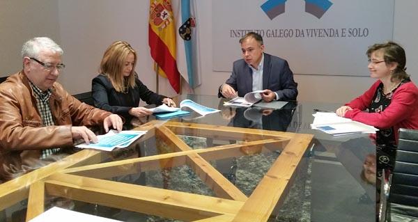 Photo of Primeiros pasos para a posta en marcha do Programa de Vivendas Baleiras
