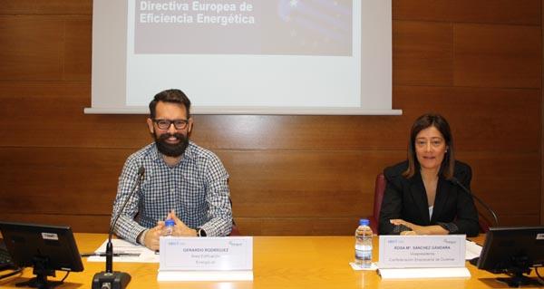 Photo of Os cambios na normativa sobre eficiencia enerxética nas empresas, a debate en Ourense