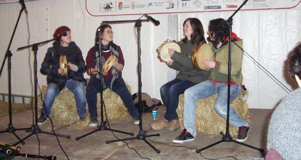 Photo of Ultímanse os preparativos da X Noite de Fiadeiro en Vilavidal (Ramirás)