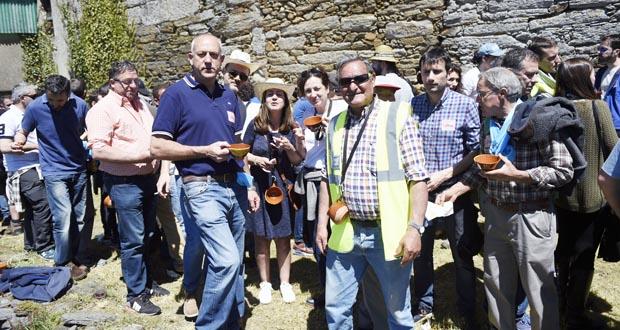 Photo of A IX Ruta dos Fornos de Celavente, en imaxes