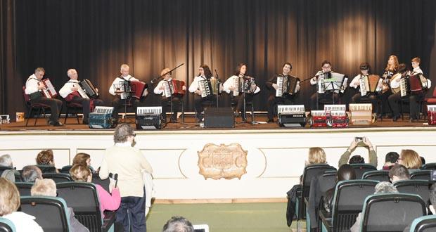 Photo of Novo éxito do festival de acordeóns celebrado na Rúa