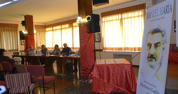 Photo of O IEV tamén homenaxea a Manuel María