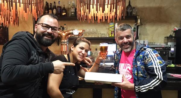 Photo of Santa Rita con premio no Bar Vinum do Barco